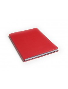 Agenda infirmière journalier rouge