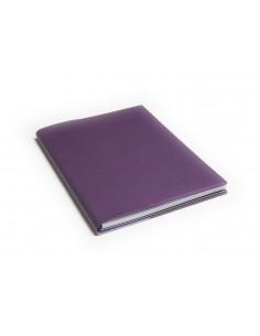 Agenda infirmière journalier violet