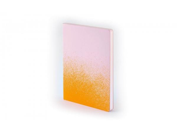 Bullet journal infirmière Orange dust